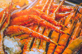 Alaskan King Crab Legs And Shrimp ...