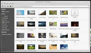 mint wallpapers thumbnails