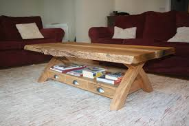 handmade coffee table on wheels excellent hand made 9