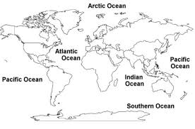 World Map Outline Printable For Kids And Travel Information