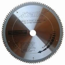 tct circular saw blade for cutting plastic steel and plexiglass images