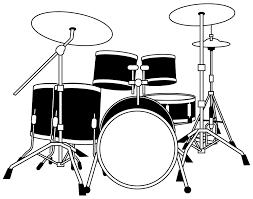 ドラムのイラスト無料素材集