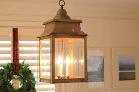 R Hanging Lantern Lights Indoor