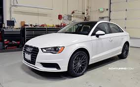 Outfitting New Wheels On A New Audi A3 | Audi | BMW | Porsche | VW ...