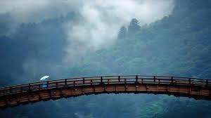 Download Bridge Japan Landscape 1920x1080 Full Hd Wall