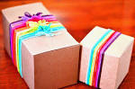 Упаковка подарков с фото