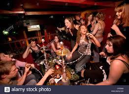 Exchange drunk teen girls partying
