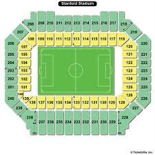 Memorial Stadium Interactive Seating Chart 38 Bright Stanford Stadium Seating Chart
