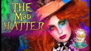 the mad hatter makeup tutorial 2018 victoria lyn vloggest