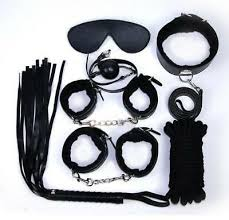 <b>7 Pcs</b>/<b>Set</b>-Kit-Fetish-<b>Sex</b>-<b>Bondage</b>-<b>Sex</b>-Toys-For-Couples