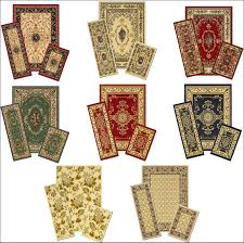 area rug and runner sets full size