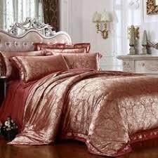 silk luxury bedding. Fine Luxury European Feelings Golden Red Bedding Collections Luxury Silk Satin  Jacquard Queen Full Size Unique To Silk Luxury Bedding