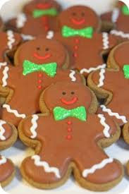gingerbread man cookies decoration ideas. Exellent Ideas 8 Gingerbread Men Decorating Ideas  The Purple Pumpkin Blog Intended Man Cookies Decoration Pinterest