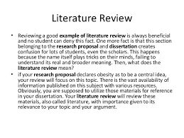 Lit Review Title Abstract Introduction Literature Review