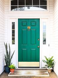 green front doorGreen Front Door  11 Front Door Designs to Welcome You Home  Bob