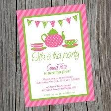 printable tea party invitations template partea tea party tea party invites party invitations templates