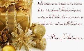 Christmas Greeting And Sayings Memorable Christmas Quotes