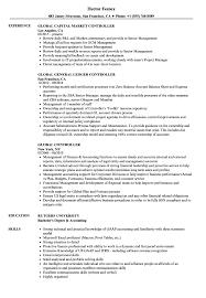 Senior Controller Resume Samples Velvet Jobs Controller Resume