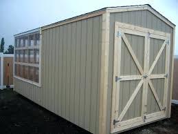 fiberglass roll up shed doors storage replacement nice design fiberglass exterior double