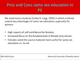 Sex Education Essay Introduction Resume Writing Examp