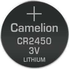 <b>CR2450</b>, Элемент питания литиевый (1шт) 3В   купить в розницу ...