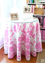 20 inch round table cloth inch round table topper how to make a round tablecloth tutorial 20 inch round table