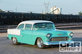 1955 Chevy 210 Sedan- The Big Sleep - Hot Rod Network