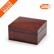 Each music chest is meticulously crafted by hand from the highest quality birch wood and steel we could find. Custom Digital Music Boxes Musicboxmelodies Com
