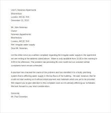 complaint letter examples example letter cover letter examples template samples covering
