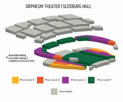 Orpheum Interactive Seating Chart Omaha Powered By Ticket Omaha