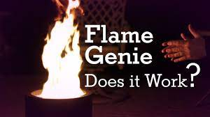 Flame Genie Smokeless Fire Pit Does It Really Work Youtube