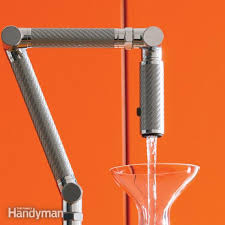 choose a spectacular new faucet packed with features that make it harder working and last a lifetime
