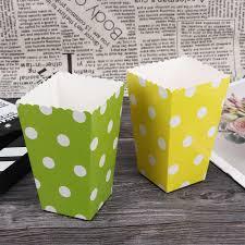 <b>Складные</b> коробки для Конфета Попкорн с золотыми ...