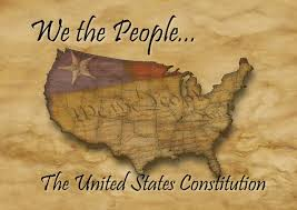 The United States Constitution - Blue ...