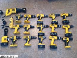 power tools for sale. up for sale are a bunch of power tools. most 18v dewalt drills. i also have couple paslode cordless framing nailers with cases, heavy duty tools o