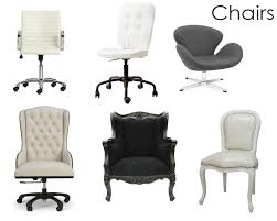 Chic Office Chairs