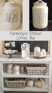Kitchen Coffee Bar 17 Best Ideas About Kitchen Coffee Bars On Pinterest Coffee Bar