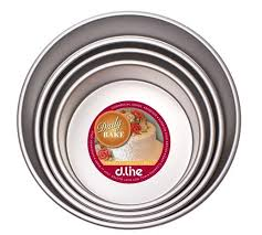 round anodised cakepan daily bake professional series 7 5cm deep
