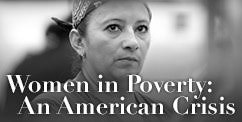 the female face of poverty the atlantic a series from the atlantic and the shriver report more