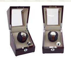 watch winder box wooden watch display new japan motor winder mens watches storage box momodesigns