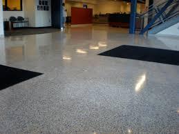 Image of: Terrazzo Flooring Design