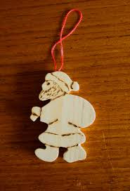 Christbaumschmuck Weihnachtsmann