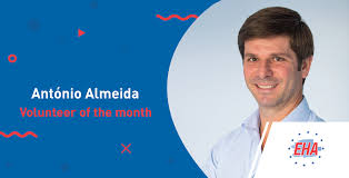 Meet Antonio Almeida, our February Volunteer of the Month