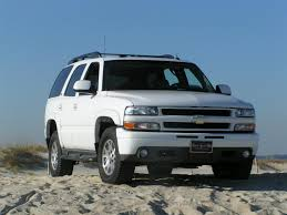 2004 Chevrolet Tahoe - Information and photos - ZombieDrive