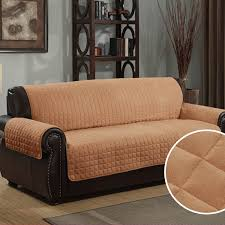 a sofa covers change the style