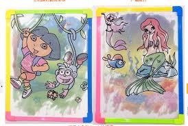 china magic painting paper water art for kids china magic