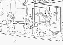 Small Picture Lego Coloring Pages Online Coloring Page