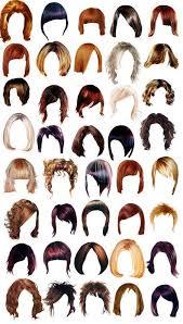 Style Templates Hair Style Templates Hair Style Cute Cute Short Hair