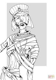 DND Mummy coloring page | Free Printable Coloring Pages