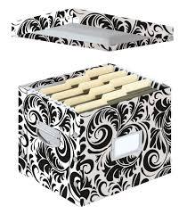 Hanging File Storage Box Decorative Amazon SnapNStore Letter and Legal File Box Interior 66
